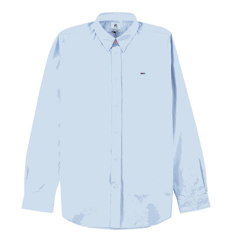 Mens LS Tailored Fit Shirt