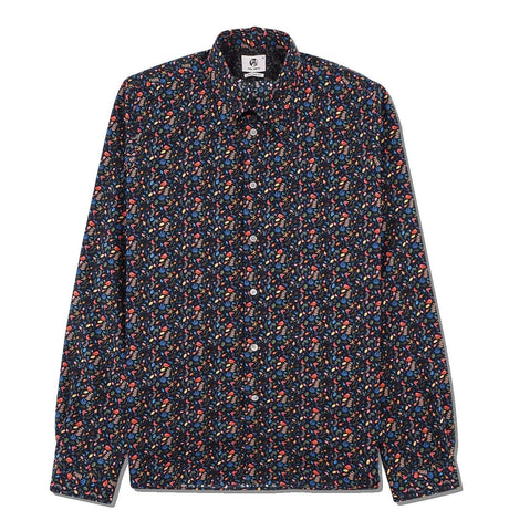 PS Paul Smith - Mens Shirt Tail LSLV