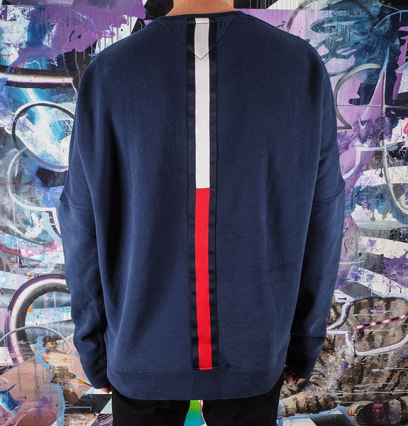 Tommy Jeans - Oversize Sweat Blue