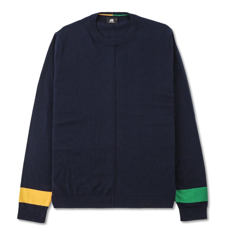 PS Paul Smith - Mens Pullover Crew Neck yellow and Green