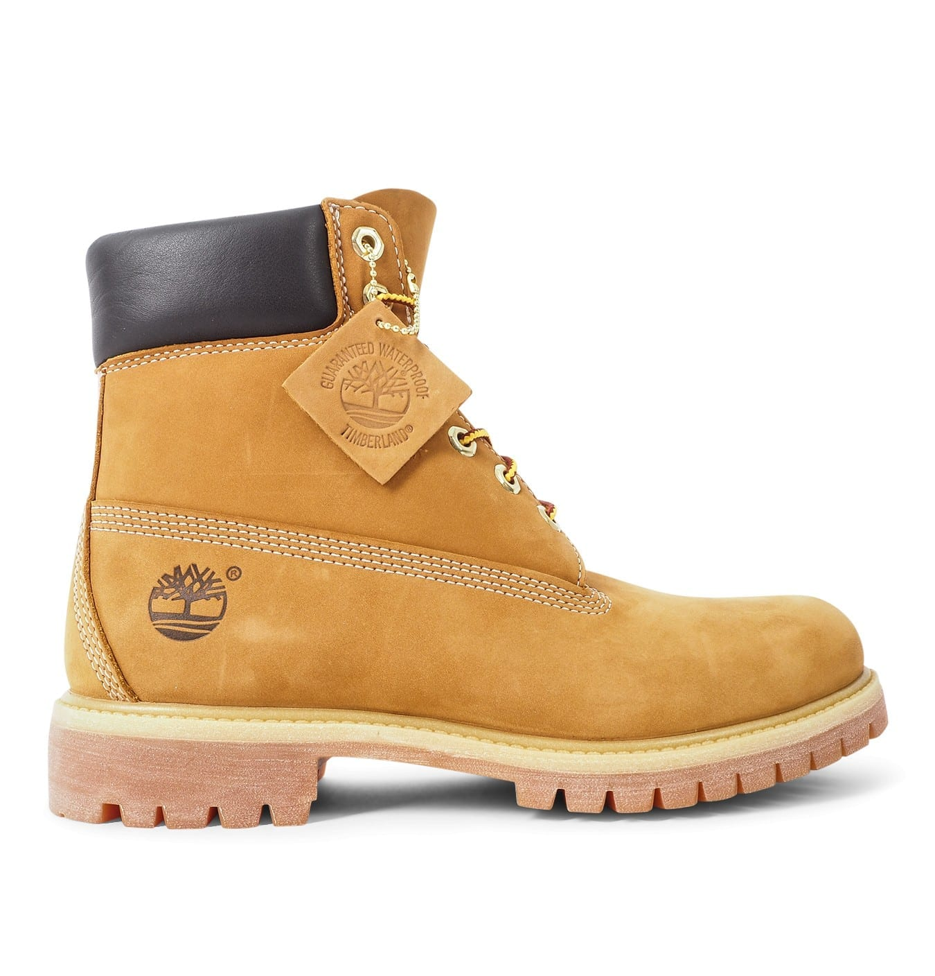 Image of 6-INCH Boot Wheat Yellow