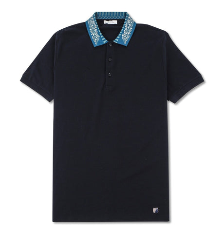 Versace Collection - Polo 3 Bott M/C ReYelloware