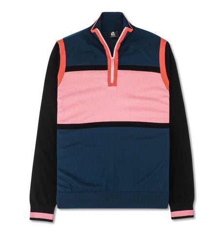 PS Paul Smith - Mens Pullover Zip Neck