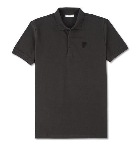 Versace Collection - Polo 3 Bott Medusa