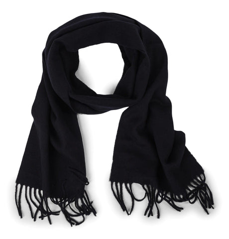 Navy Comelico Scarf