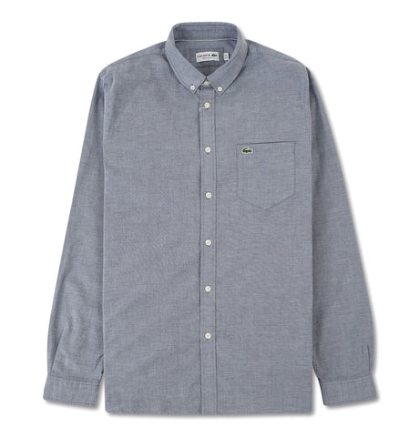 Lacoste - ReYellowar Fit Oxford Cotton
