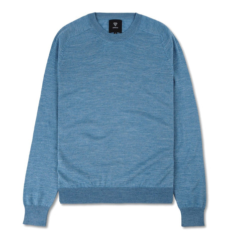 Spreeglee Light Blue Knit