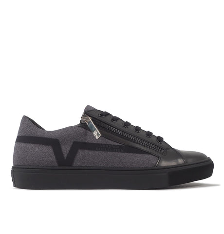 Versace Collection - Scarpe Zipper Sneakers