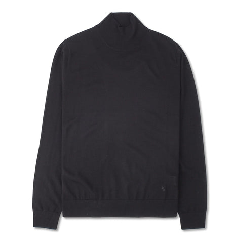 Mens Pullover Roll Neck