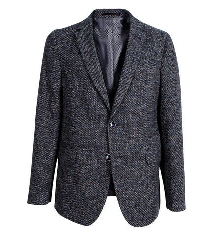 Grey Multi Blazer