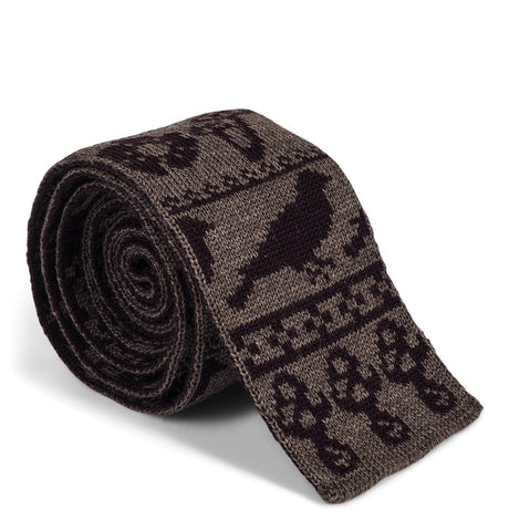 MEN TIE KNITTED FAIR