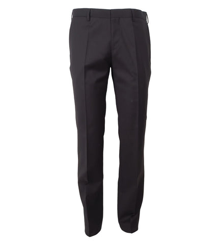 Tiger Of Sweden - Navy Herris Trousers Black