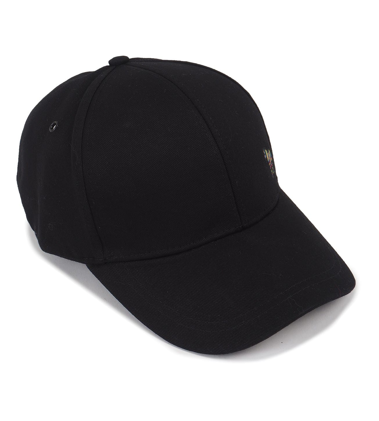 Image of   Mens Hat Zebra Baseball Black
