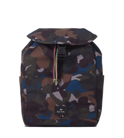 Men Backpack Camo