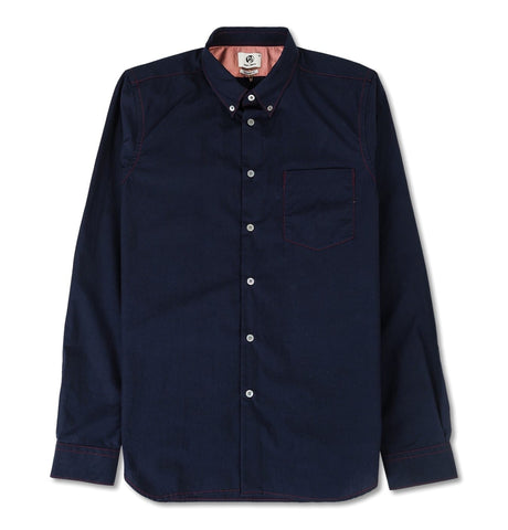 Mens Shirt Tail LS BD