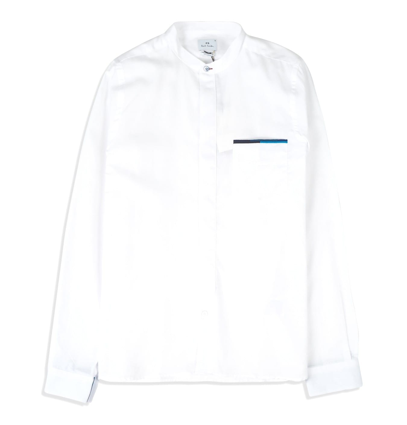 Image of   Mens shirts white LS