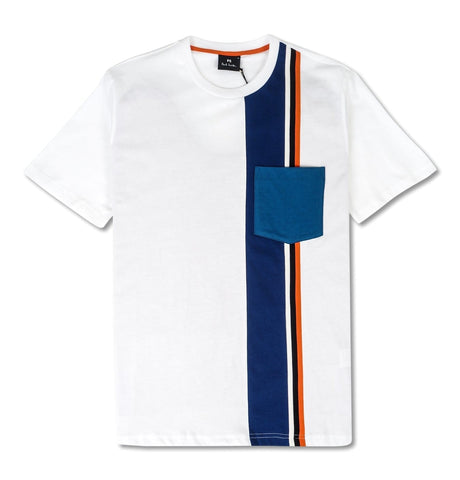 PS Paul Smith - Mens t-shirts mixed stripes