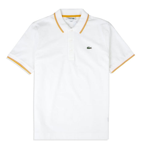Lacoste - Yellow Detail Polo