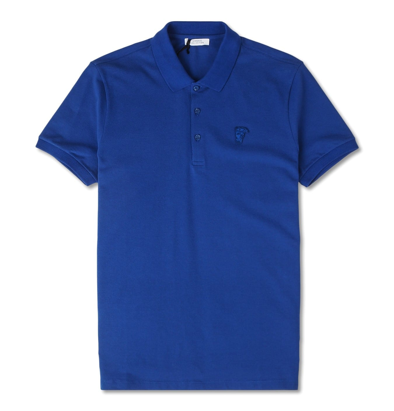 Image of   Polo 3 Bott., blue Medusa