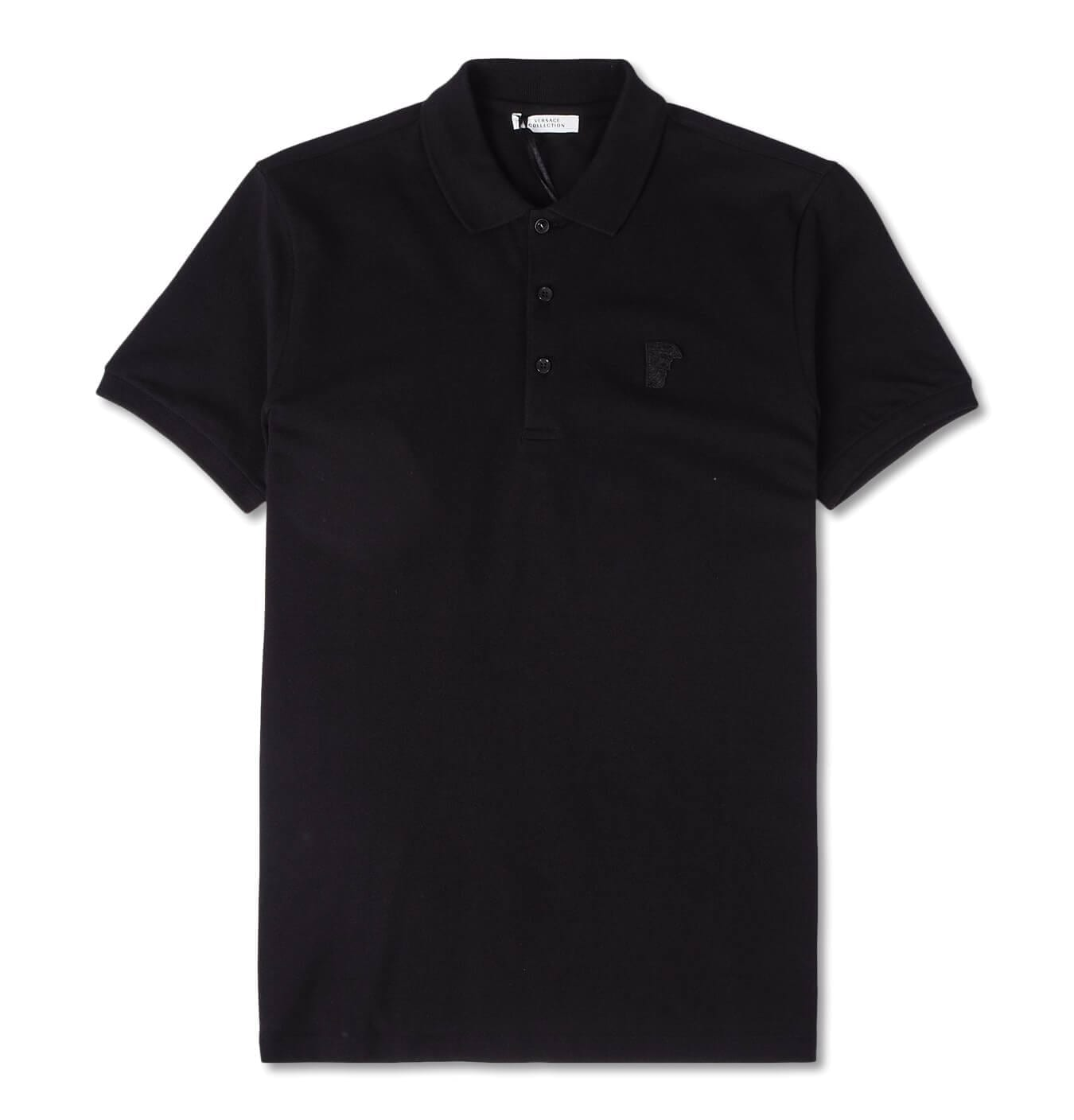 Image of   Polo 3 Bott., black Medusa