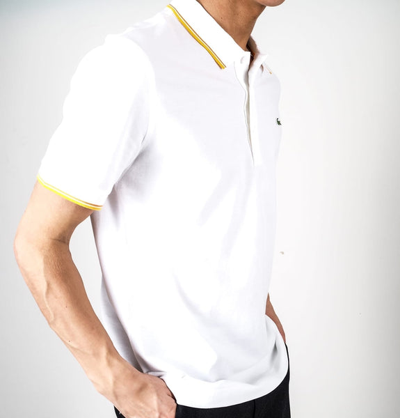 Yellow Detail Polo
