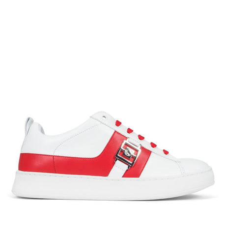 Versace Collection - Scarpe Rosso-Bianco-Nikel