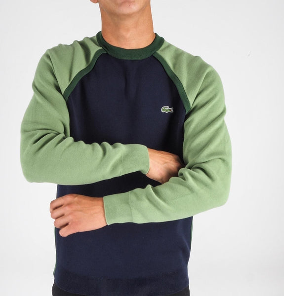 Mixed Colour Sweat