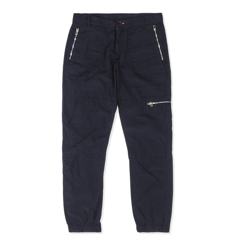 Mens Flight trouser, navy