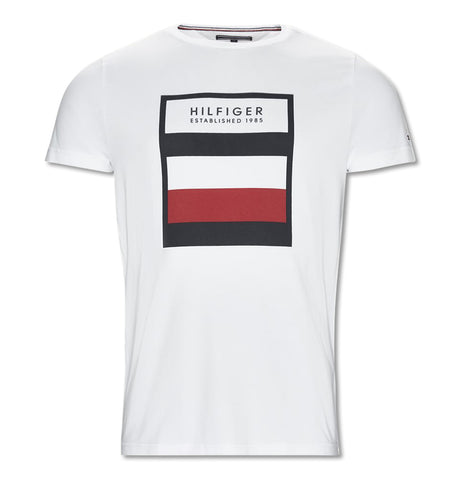 Tommy Hilfiger - Norman C-NK Tee S/S RF