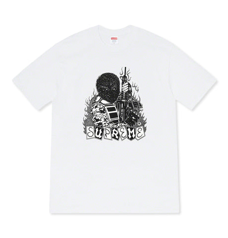 Supreme - Mercenary Tee White