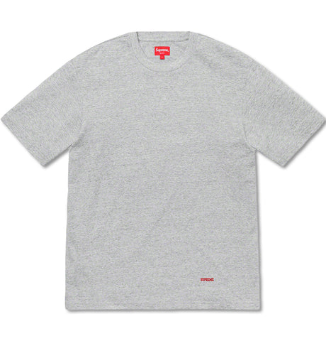 Supreme - Supreme University SS Tee Grey