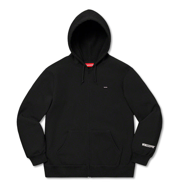 Supreme Windstopper Zip Up Hooded Sweater