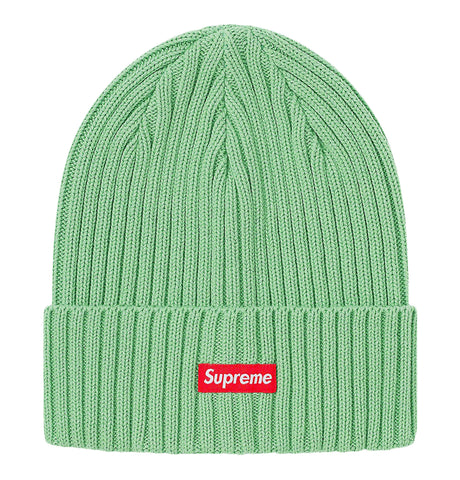Supreme Overdyed Beanie Mint