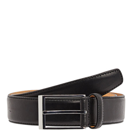 Tiger Of Sweden - Helmi Black Leather Belt