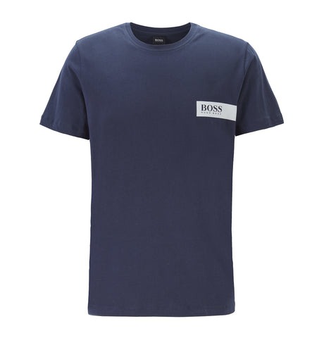 Hugo Boss - Pure Cotton T-Shirt Black