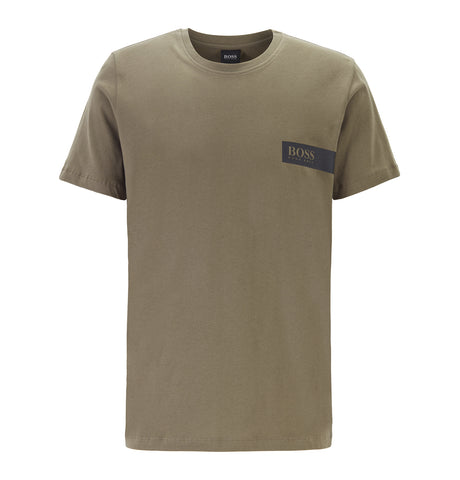 Hugo Boss - Pure Cotton T-Shirt Green
