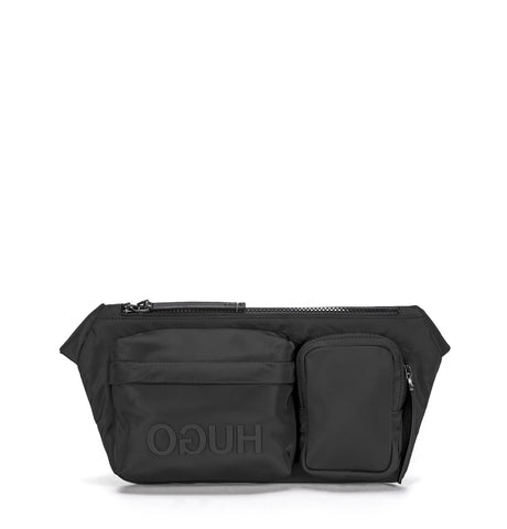 Hugo Boss - Record Waist Bag Black