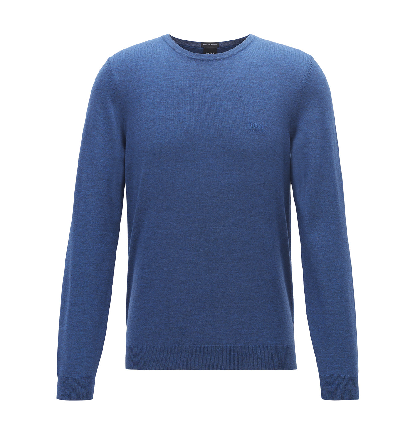 Image of   Boss Botto L Sweat Blue