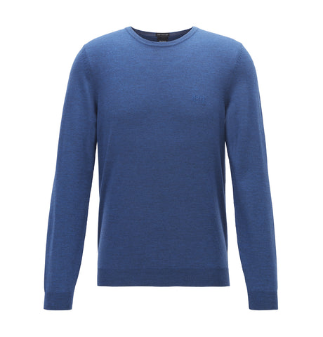 Hugo Boss - Boss Botto L Sweat Blue