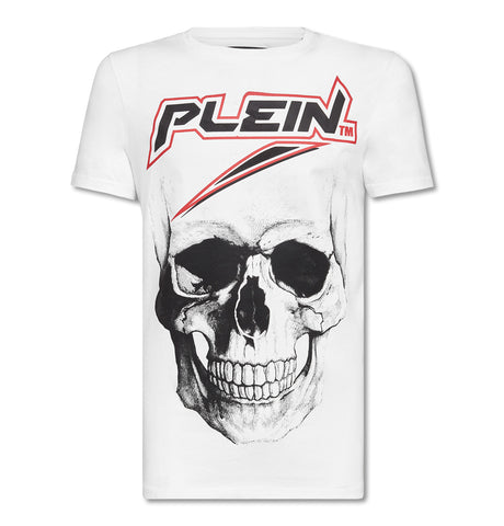 Philipp Plein - Round Neck SS Space Plein