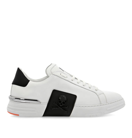 Philipp Plein - Low Top Sneakers White