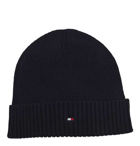 Tommy Beanie Dark Blue
