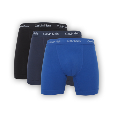 Calvin Klein - Cotton Stretch Boxers 3-Pack