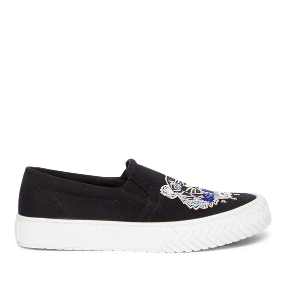 Kenzo Tiger Head Sneakers Men
