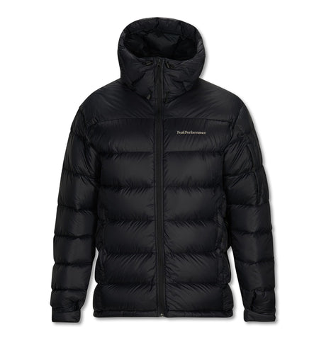 Peak Performance - Frost Down Jacket Black