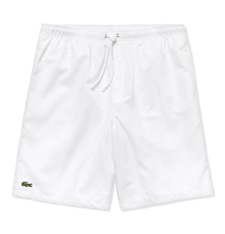 Lacoste - Sport Shorts Blanc