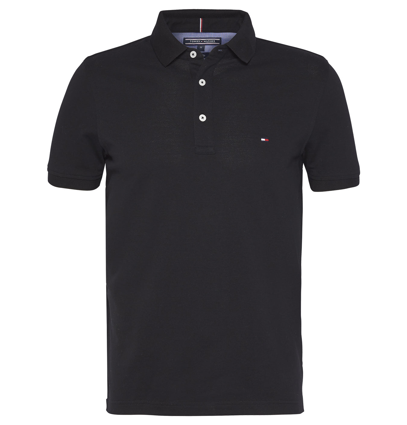 Image of   Core Tommy Regular Polo Black NOS