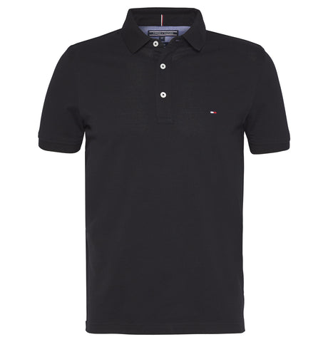 Tommy Hilfiger - Core Tommy Regular Polo Black NOS