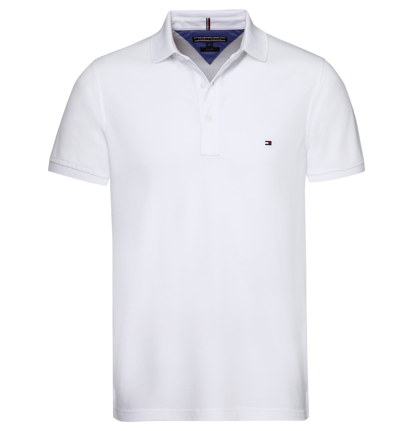 Image of   Core Tommy Regular Polo White NOS