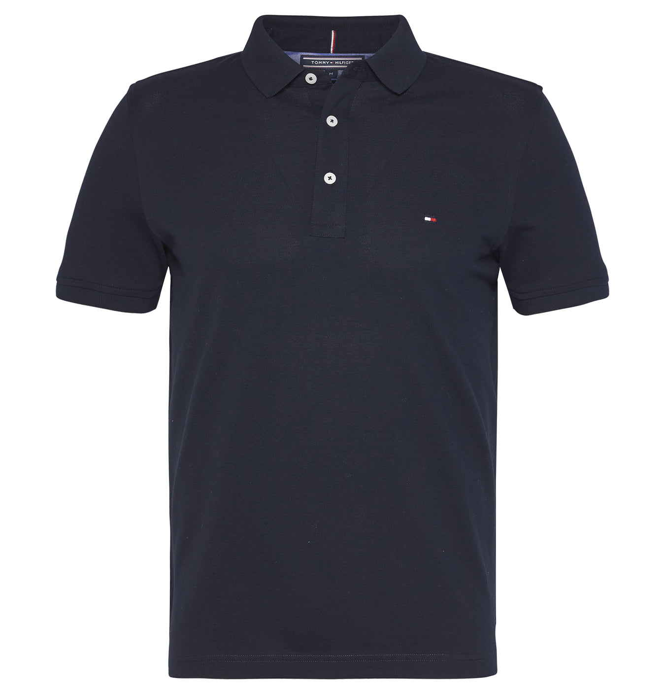 Image of   Core Tommy Regular Polo Dark Blue NOS